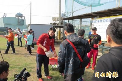 陳柏惟︰希望擔任運動立委的角色 把台灣運動變好