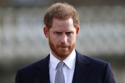 遭英國王室完全切割 哈利打破沉默:我非常難過