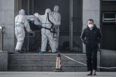 武漢肺炎向外蔓延 北京廣東都淪陷