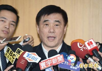 拋「三個必須」 郝龍斌宣佈參選國民黨主席