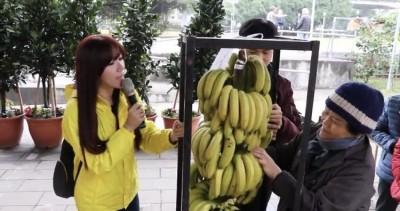 小英凱道霸氣女主持 轉戰台北希望廣場叫賣農產
