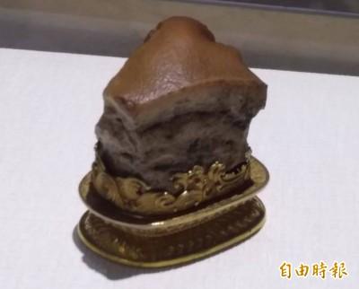 故宮「肉形石」輸給爌肉飯 彰化民眾看真品嘆:只能吃一口