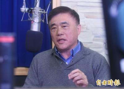 表態選黨主席 郝龍斌:國共已無共識 國民黨要凝聚新共識