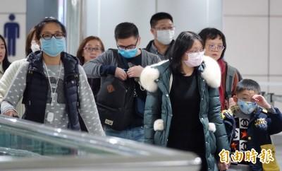 武漢肺炎》台灣首例!女子返台確診 全球第一個非中國籍病患