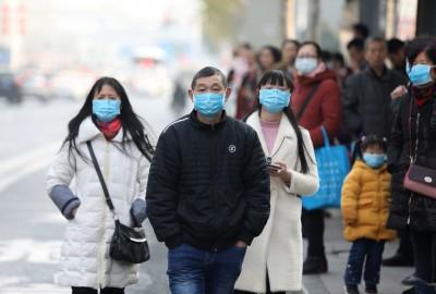 武漢肺炎》慢台灣近1週! 中國列SARS同級法定傳染病