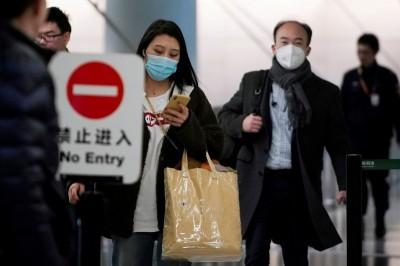 武漢肺炎》中國新增確診病例77例  累積病例達291例