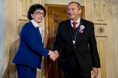 下月準備訪台 捷克挺台議長柯佳洛不幸猝逝