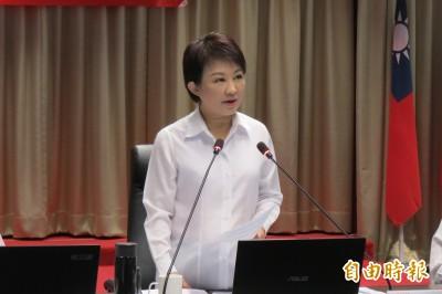 武漢肺炎》台灣出現確診病例 中市府率先開設二級指揮中心