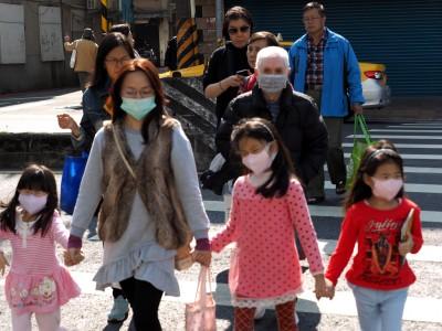 網傳中客攜幼童高燒須隔離 在高雄逃出醫院