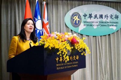 武漢肺炎》中國防疫還稱「一中原則」 外交部:中國無權矮化