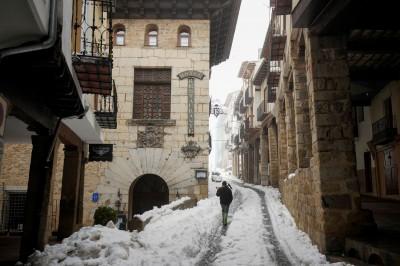 冬季風暴侵襲西班牙東部 已釀7死4失蹤