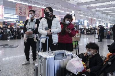 武漢肺炎》憂骨牌效應 逃離上海的台灣人:怕想回都回不來