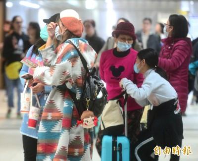 武漢肺炎》台東婦人從中國返台發燒 採樣送驗