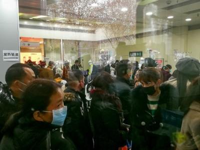 武漢肺炎疫情升高 湖北封閉6城疫情擴散多國
