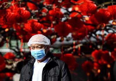 武漢肺炎》中國41死1314例確診  疫情失控剩西藏未淪陷