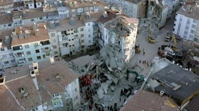 土耳其東部強震 外交部表達關懷與說明協助