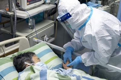 武漢肺炎》中國2044例確診56死 香港增第6例曾在武漢被狗咬