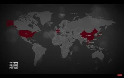 武漢肺炎》澳洲電視台錯把台北當中國城市 雪梨辦事處抗議