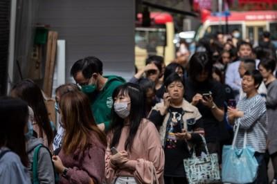武漢肺炎》中國確診2835例81死 台灣出現第5例