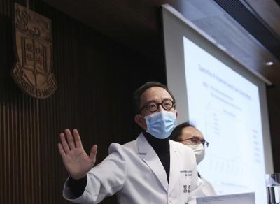 武漢肺炎》港大醫學院估算:武漢恐已4.4萬人受感染