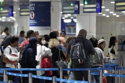 武漢肺炎》封城前出國 全球仍有逾4000名武漢人滯留海外