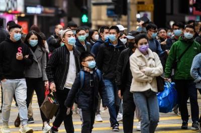 武漢肺炎》中國人咳嗽不遮口鼻 香港酒店工會要求禁中客入港