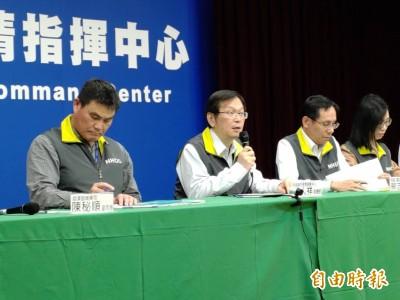 武漢肺炎》台灣新增2病例!都是武漢來台觀光發燒確診
