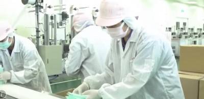 武漢肺炎》別囤貨!台南6家口罩工廠年後全線生產 日產85萬片