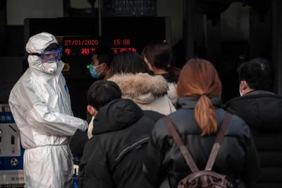 武漢肺炎》解釋何謂病毒「接觸傳播」 中國專家曝預防方法