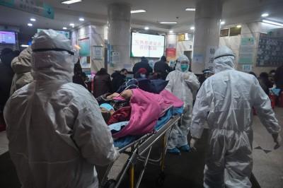 武漢肺炎》疫情一路飆升!中國確診達4560例 死亡106人