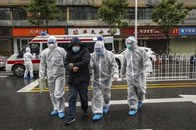武漢肺炎》確診病例出現「無症狀感染者」專家警告仍有傳染力
