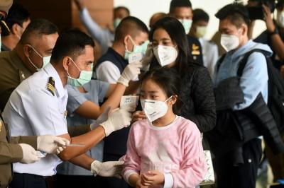 武漢肺炎》泰國確診新增6例 總數達14人