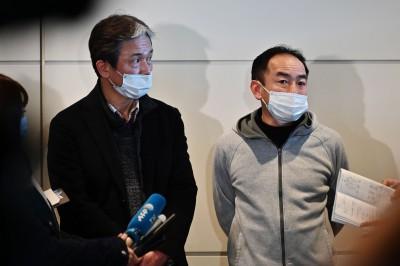 武漢肺炎》從武漢搭專機緊急返國 日商坦言「鬆了一口氣」
