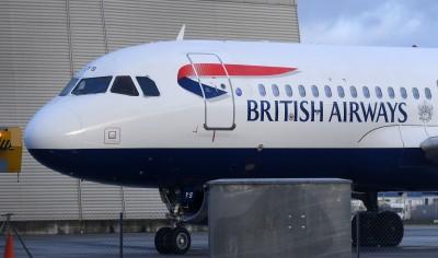 武漢肺炎》英國航空暫停英往返北京、上海直航班機