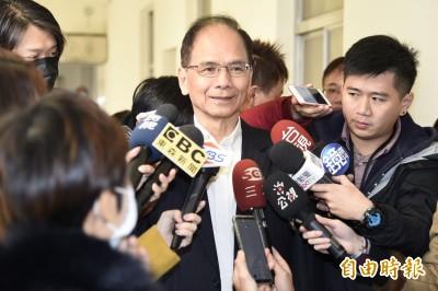 將出任立法院長? 游錫堃:我是新科立委 尊重黨團決定