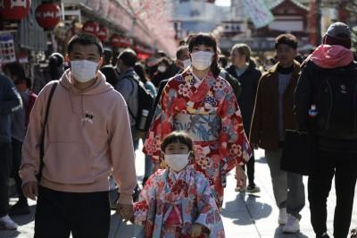 武漢肺炎》日本再增2例確診 出現在京都、三重縣