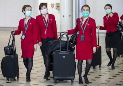武漢肺炎》對中國避之唯恐不及!全球航空公司停飛減班一覽