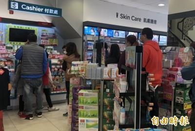 獨家》口罩哪裡好買?記者連跑10超商4藥妝店 實測結果出爐!