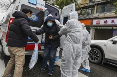 武漢肺炎》封城前70萬人跑回黃岡 市長:確診病例會暴增