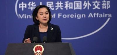 武漢肺炎》「一中」害台灣班機遭禁航 華春瑩說話了