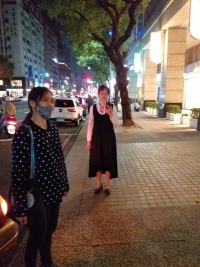 3天不簽罷韓連署書就有口罩?女韓粉鬧場 市議員報案