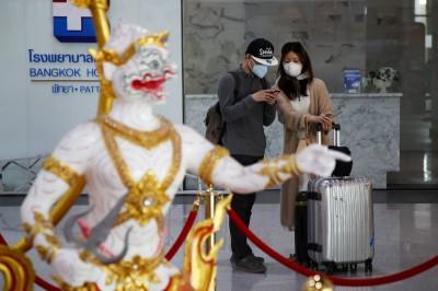 武漢肺炎》泰國、新加坡確診各增6例 中國以外最多
