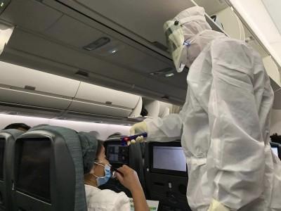 武漢肺炎》受疫情衝擊 香港國泰航空大砍30%國際運輸量
