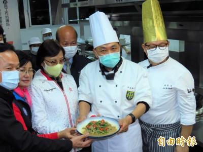 營養午餐也吃得到打拋豬 新北國小推每月一道東南亞料理