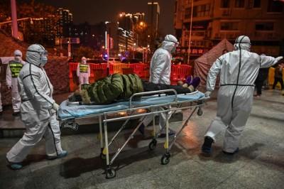 武漢肺炎》中國第一線醫護對話流出 「急診室變停屍間」