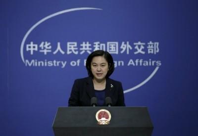 多國送物資救急 華春瑩:中國始終靠自身力量抗疫情