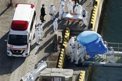 武漢肺炎》日本租民間渡輪當隔離區 最大可容納500人