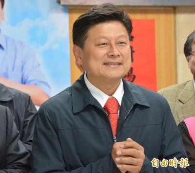 國民黨中常會決議 恢復傅崐萁黨籍