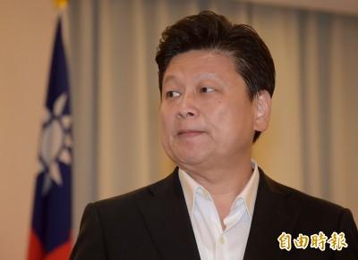 選在國民黨最落魄時回歸 傅崐萁:希望中興國民黨