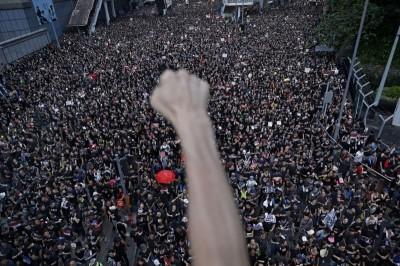 「香港抗爭者」角逐諾貝爾和平獎 美議員聯合提名